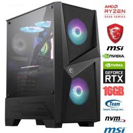 PC RAIDEN AMD Ryzen 7 5800X...