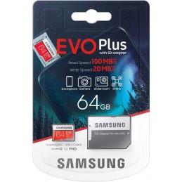 Samsung microSD SDXC Evo...