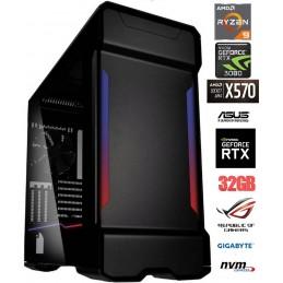 PC TORNADO AMD Ryzen 9...