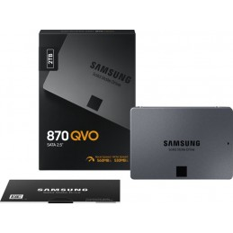 Samsung SSD 870 QVO 2Tb...