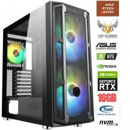 PC ALIEN AMD Ryzen 9 5900X...