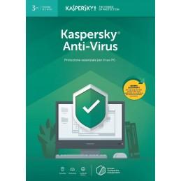 Kaspersky Anti Virus 3 User...