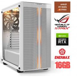 PC AVAX AMD Ryzen 9 5900X...