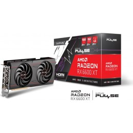 Sapphire Radeon RX 6600 XT...