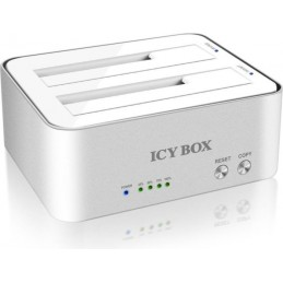 Icy Box IB-120CL-U3 HDD/SSD...
