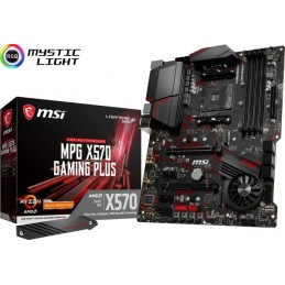 MSI AM4 MPG X570 Gaming...