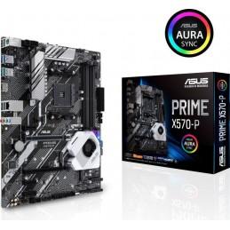 ASUS AM4 Prime X570-P DDR4 ATX