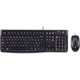 Logitech MK120 kit tastiera...
