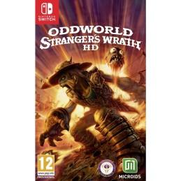 Oddworld Stranger Wrath...