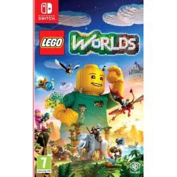 Lego Worlds (IT) - Switch
