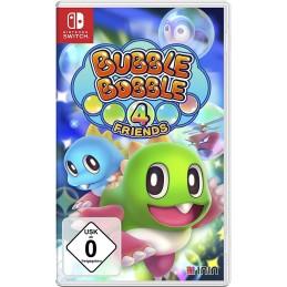 Bubble Bobble 4 Friends...