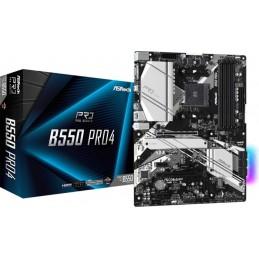 ASRock AM4 B550 Pro 4 DDR4 ATX