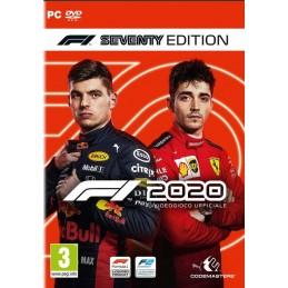 F1 2020 Seventy Edition...